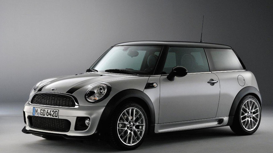 Upgraded John Cooper Works Pack for 2011 MINI