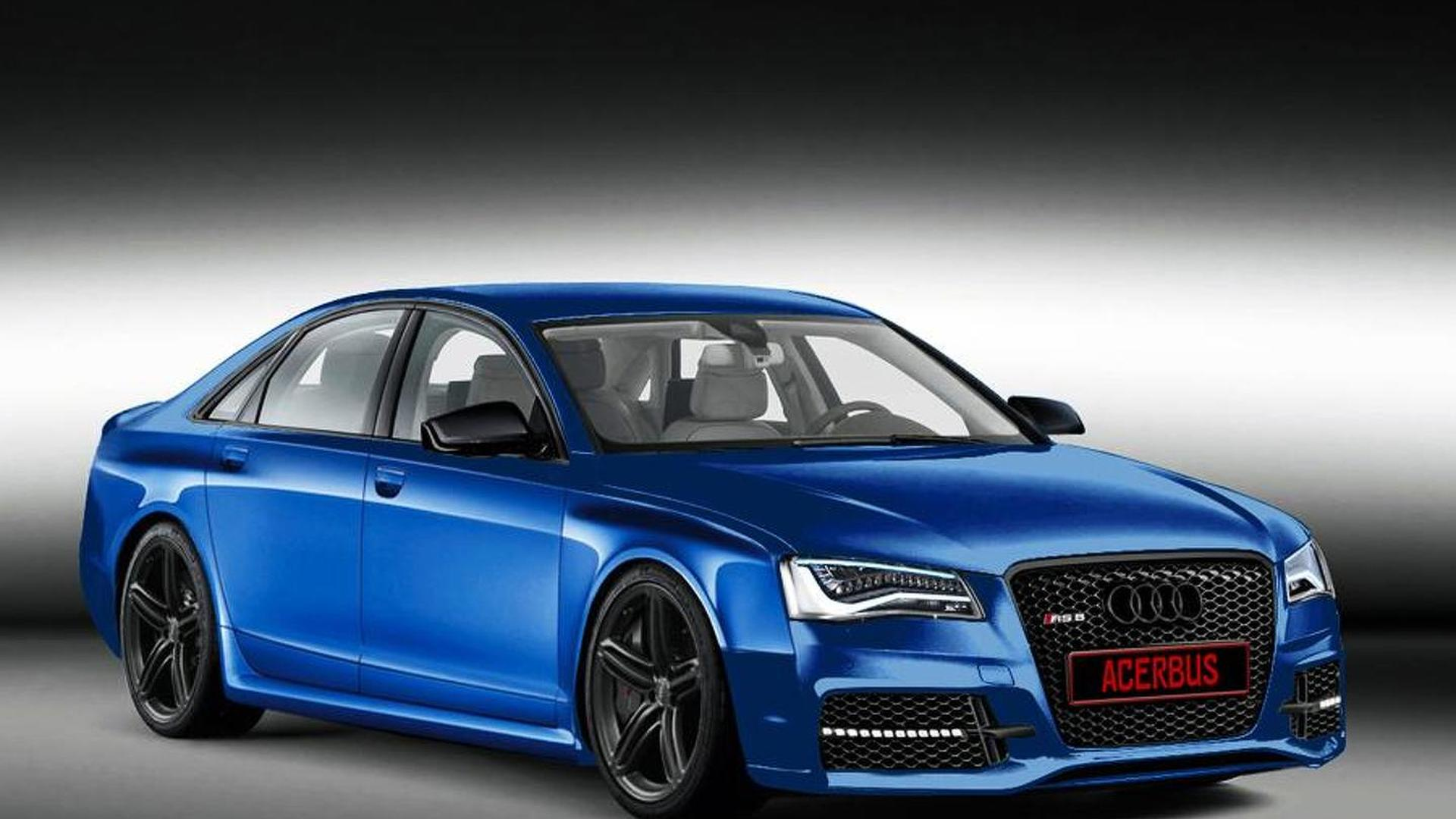 Audi Rules Out An RS Report - Audi rs8 specs