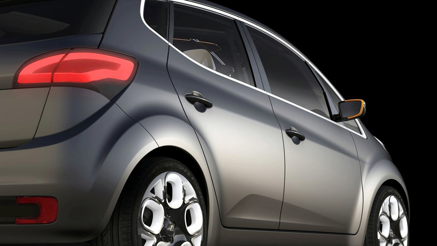 Kia MPV Concept to Debut in Geneva