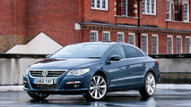 Passat CC BlueMotion 26.11.2010