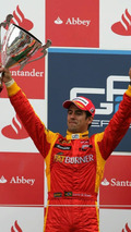 Lucas di Grassi, Racing Engineering - GP2 Championship 2009, Silverstone, England, 20.06.2009