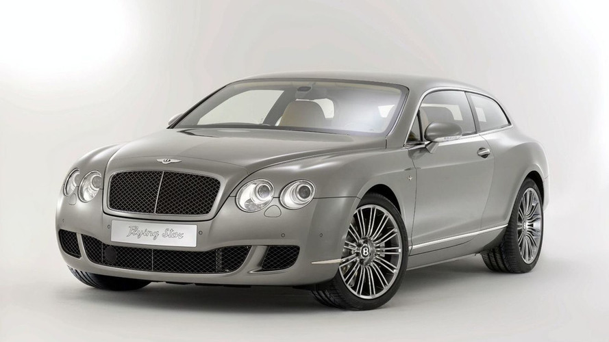 Bentley evaluating the feasibility of a bespoke division