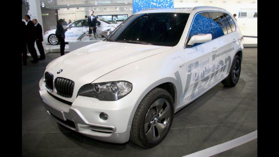 Neues Automatikgetriebe von ZF Friedrichshafen und BMW