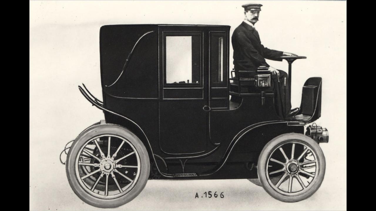 Peugeot Typ 21 (1898-1901)