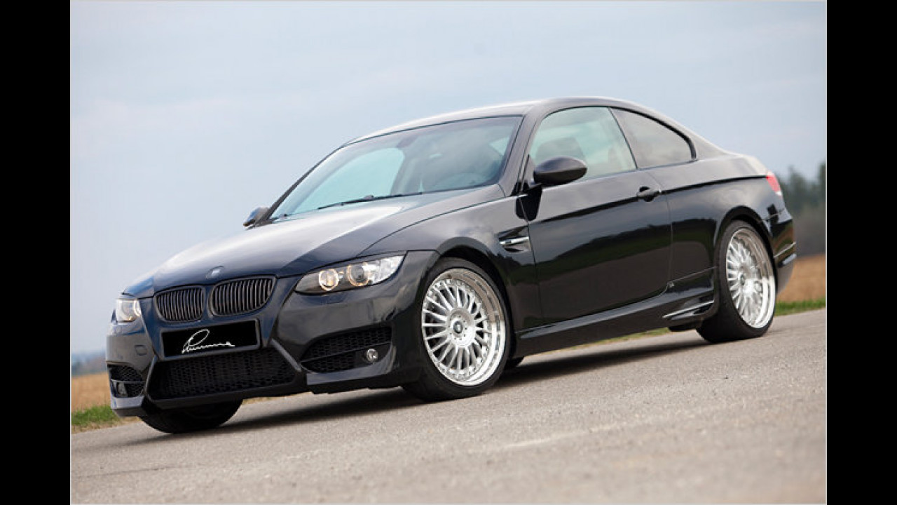 Lumma BMW 3er Coupé