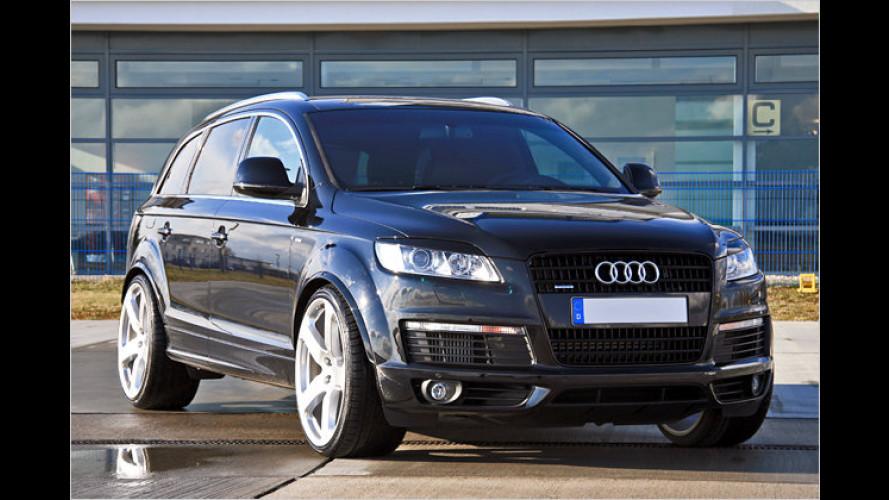 Audi Q7 von Avus Performance: Scharfgemachtes SUV