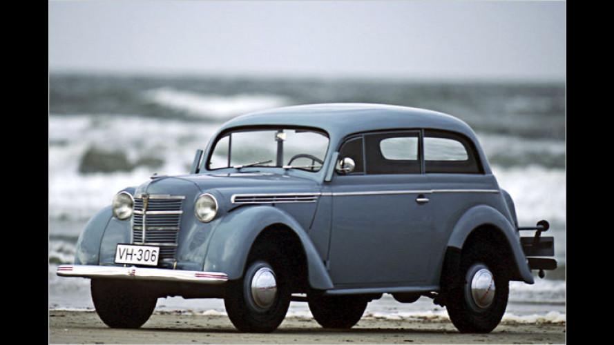 Die Geschichte der kompakten Opel