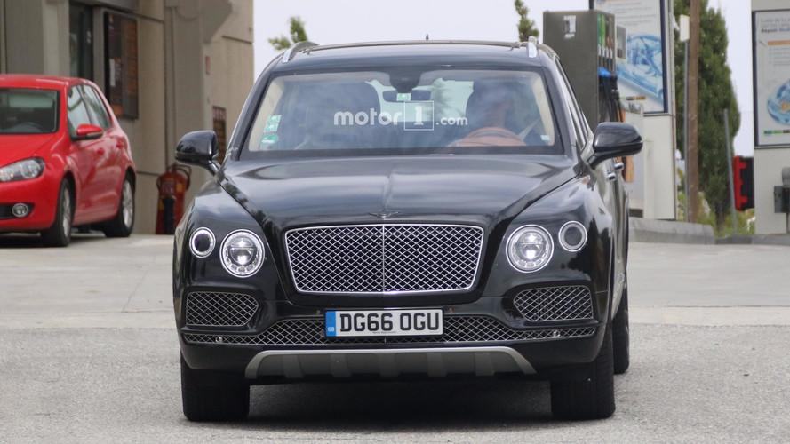 Bentley Bentayga híbrido enchufable fotos