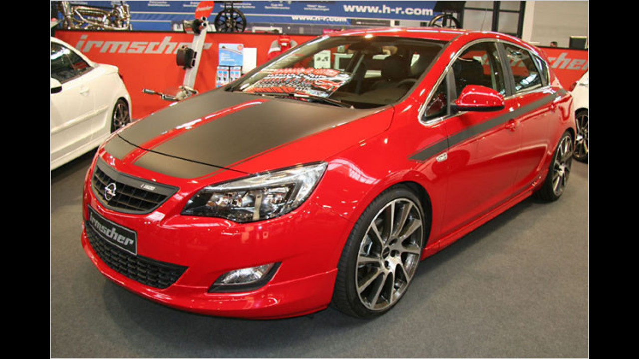 Irmscher Opel Astra i1600