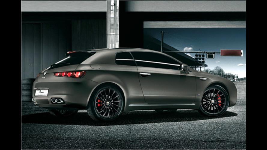 """Alfa Romeo Brera & Spider: ,Italia Independent"""" im Handel"""