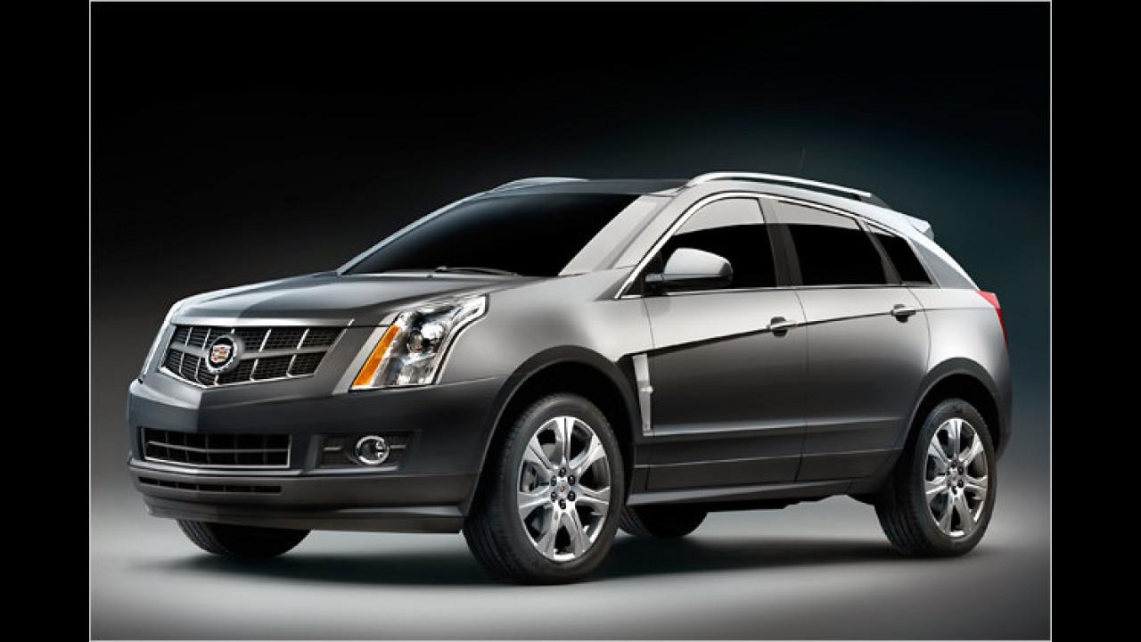 Cadillac SRX (ab Ende 2009)