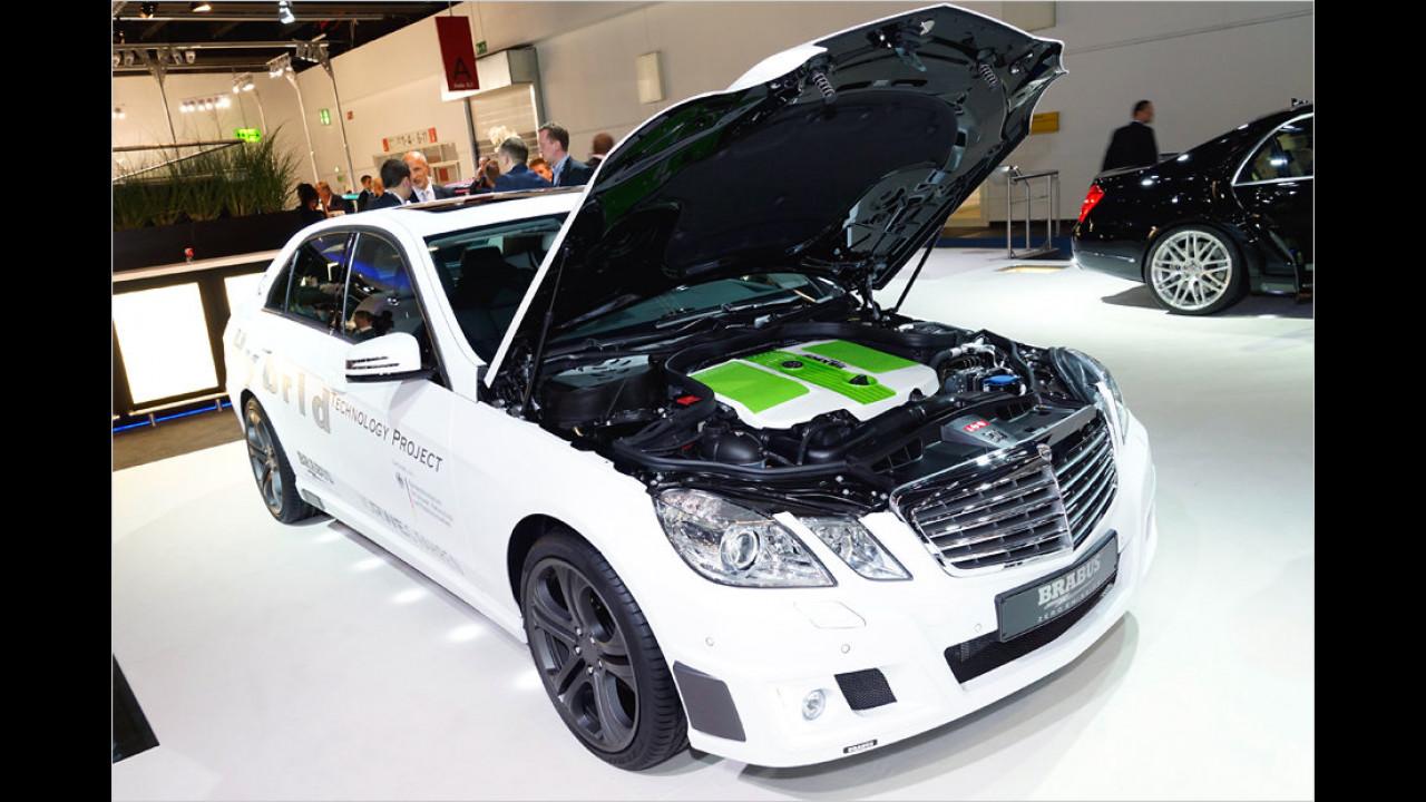 Brabus E-Klasse Hybrid