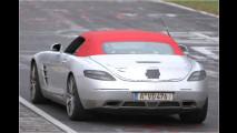 Erwischt: SLS Roadster