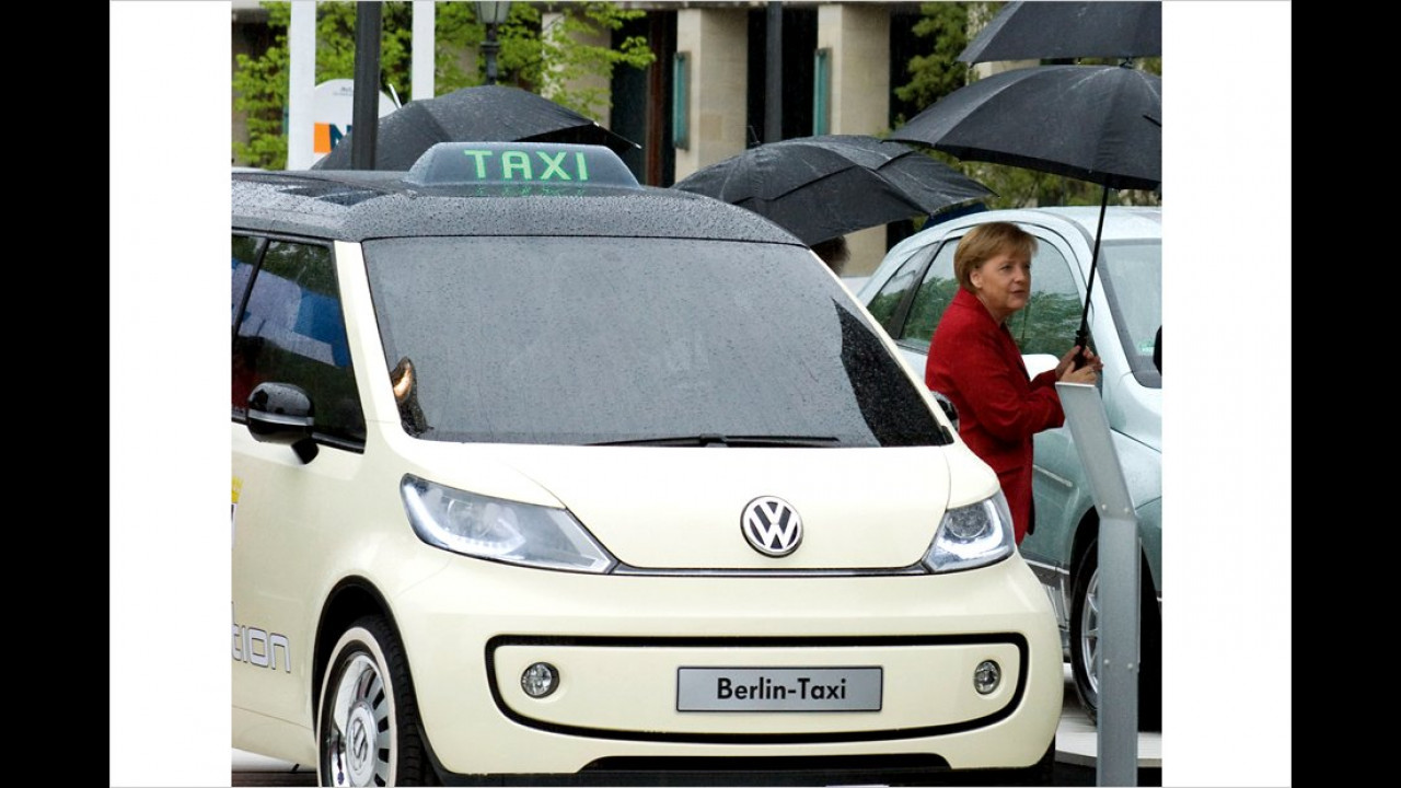 VW Berlin-Taxi (2010)