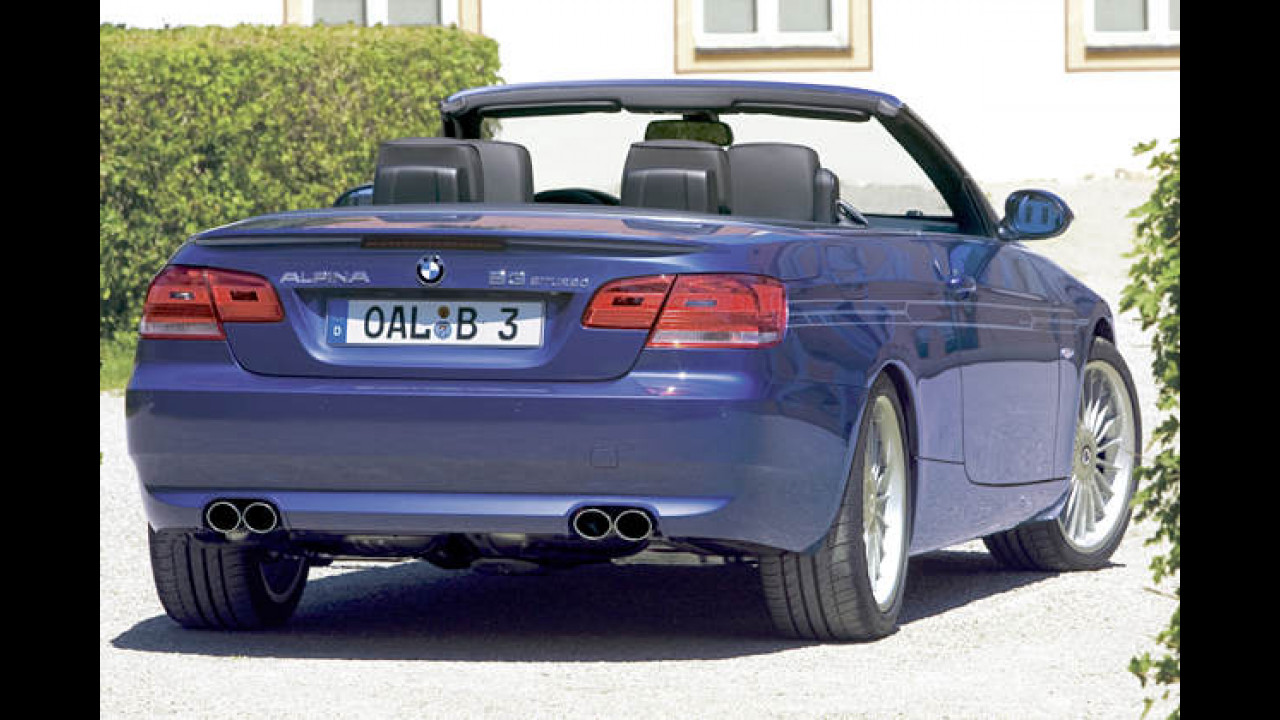 BMW Alpina B3 Bi-Turbo Cabriolet Switch-Tronic