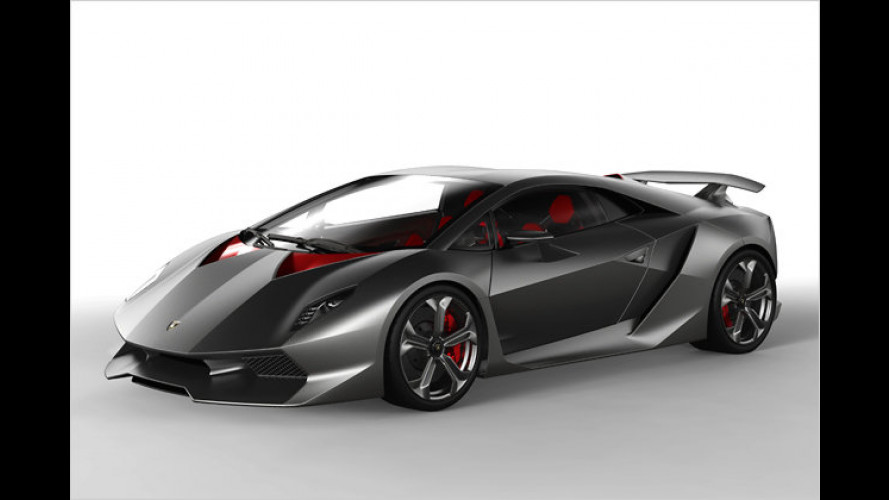 Sesto Elemento: Lamborghini auf Radikal-Diät