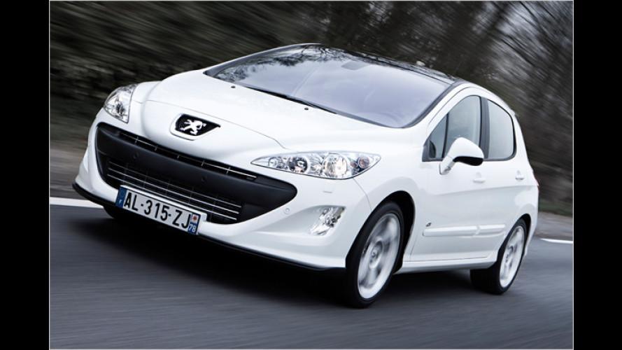 GTi aus Frankreich: Peugeot belebt die drei Buchstaben neu