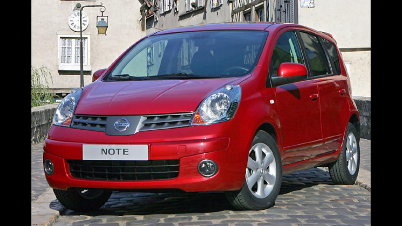 Nissan Sondermodell