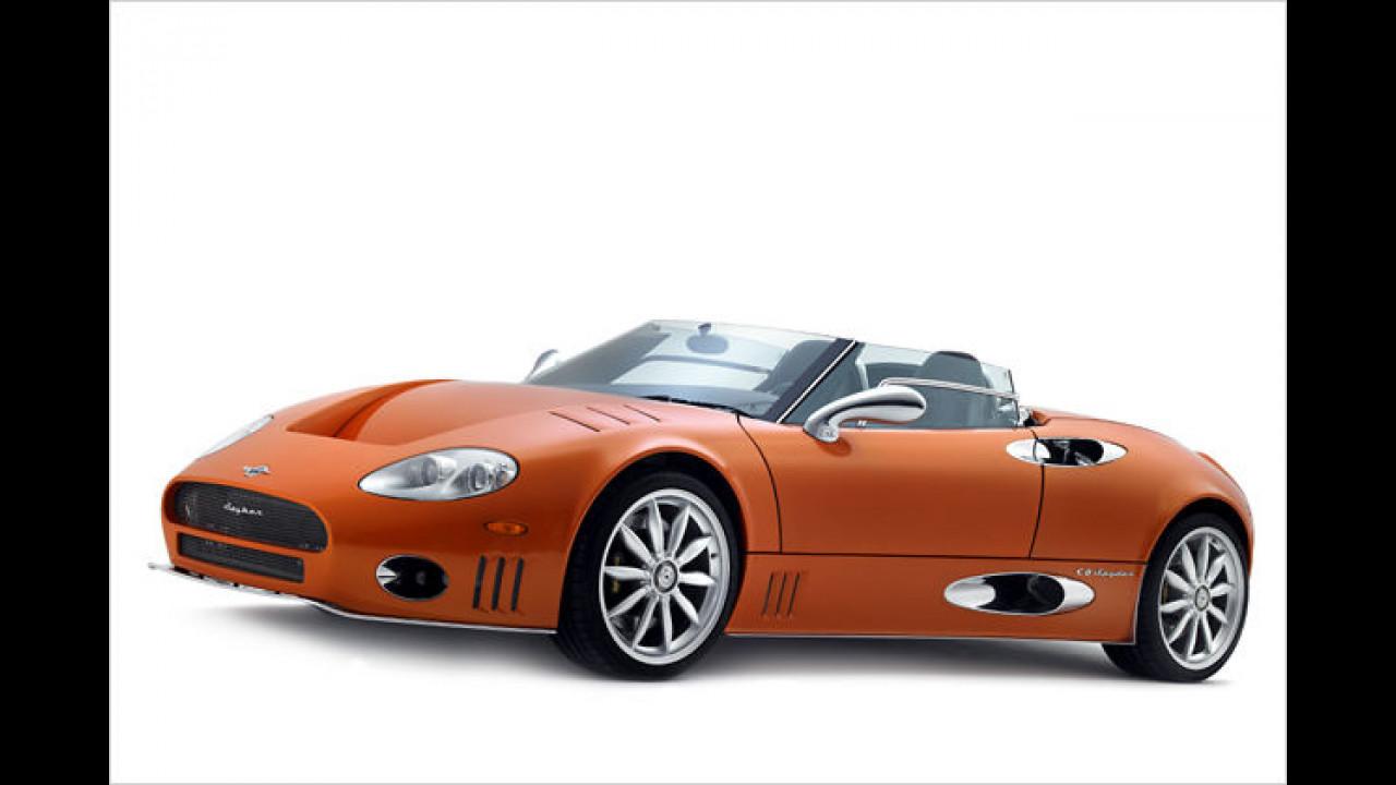 Dreamcars: Spyker C8 Spyder