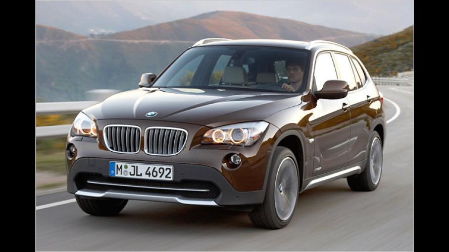 Neuer BMW X1: Der Tiguan für Besserverdienende