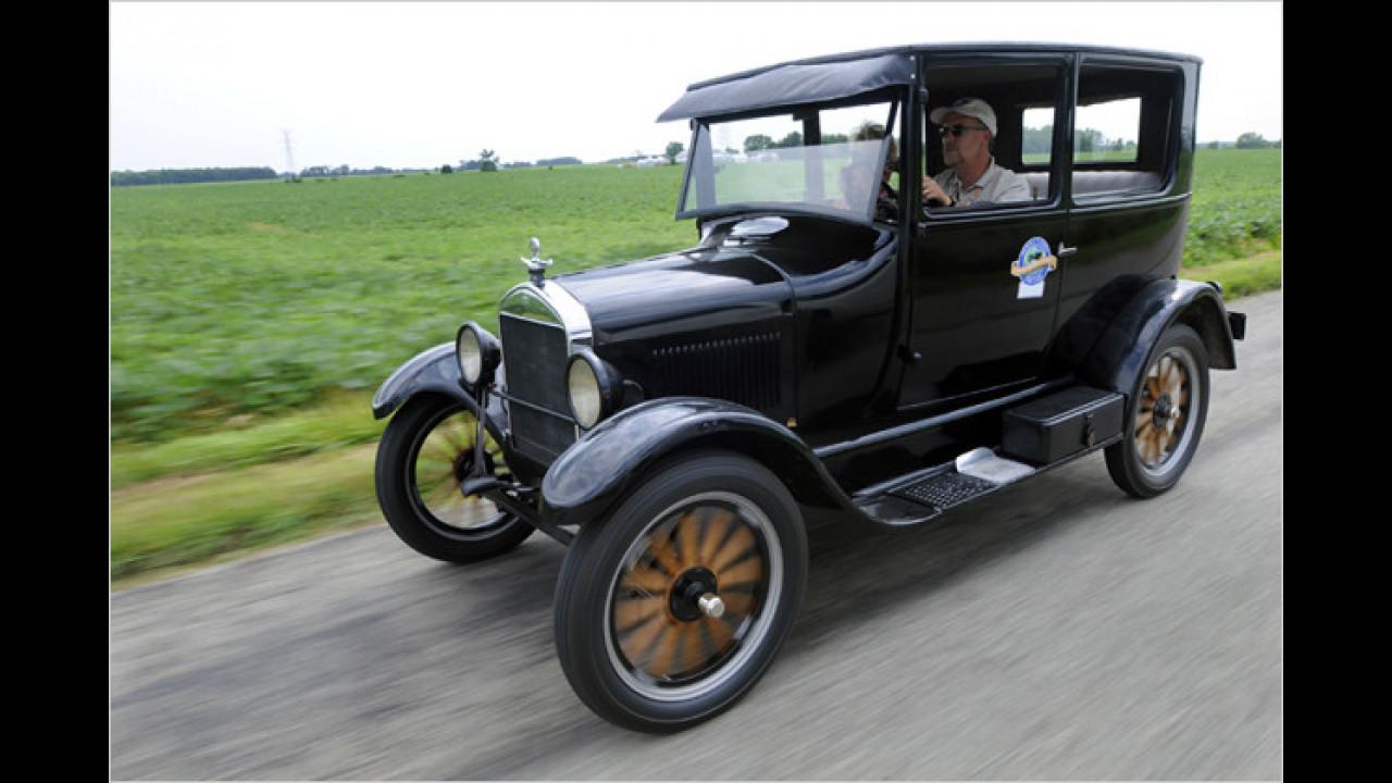 Ford T: ,Tin Lizzie/Blechliesel