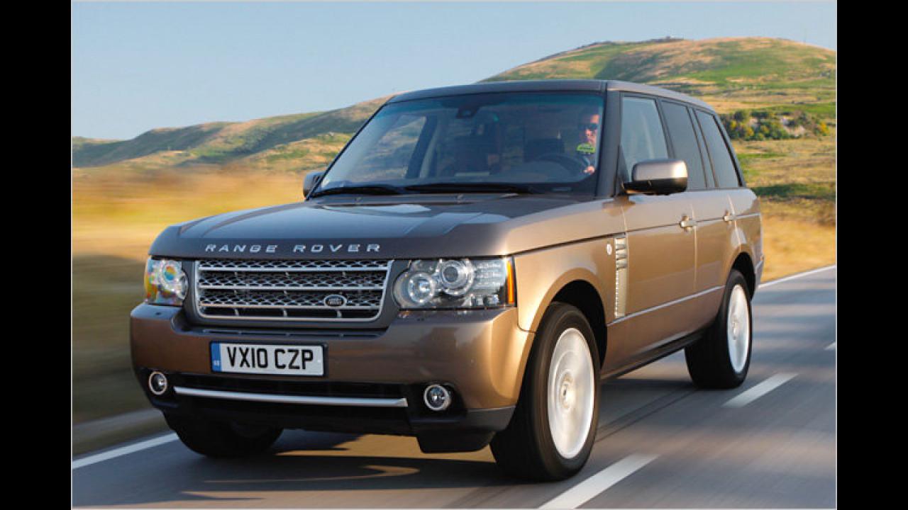 Range Rover 4.4 TDV8 HSE Automatik