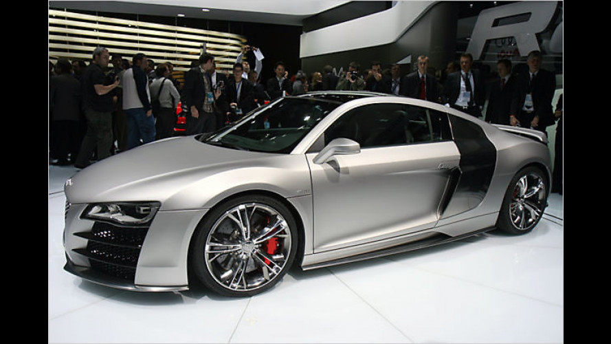 Audi startet mit großer Neuheitenoffensive ins Autojahr 2008