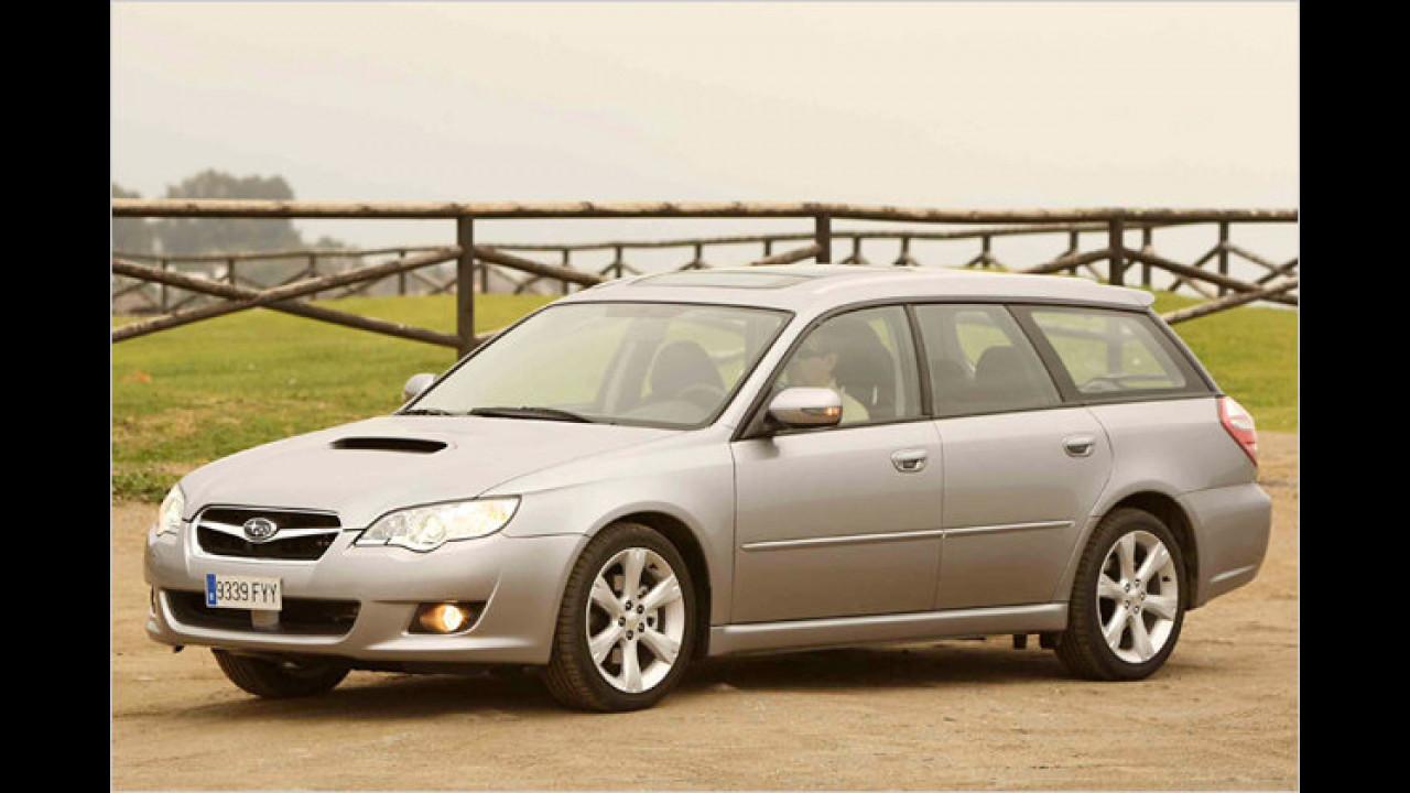 Subaru Legacy/Outback Diesel