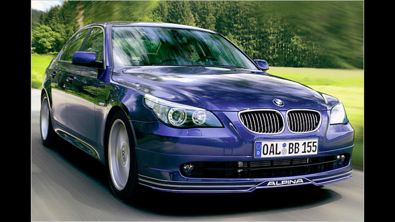 Alpina B5 touring Switch-Tronic