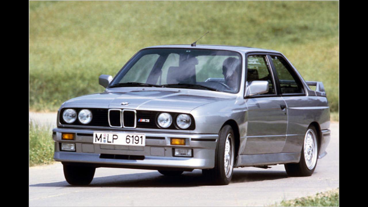 25 Jahre BMW M3