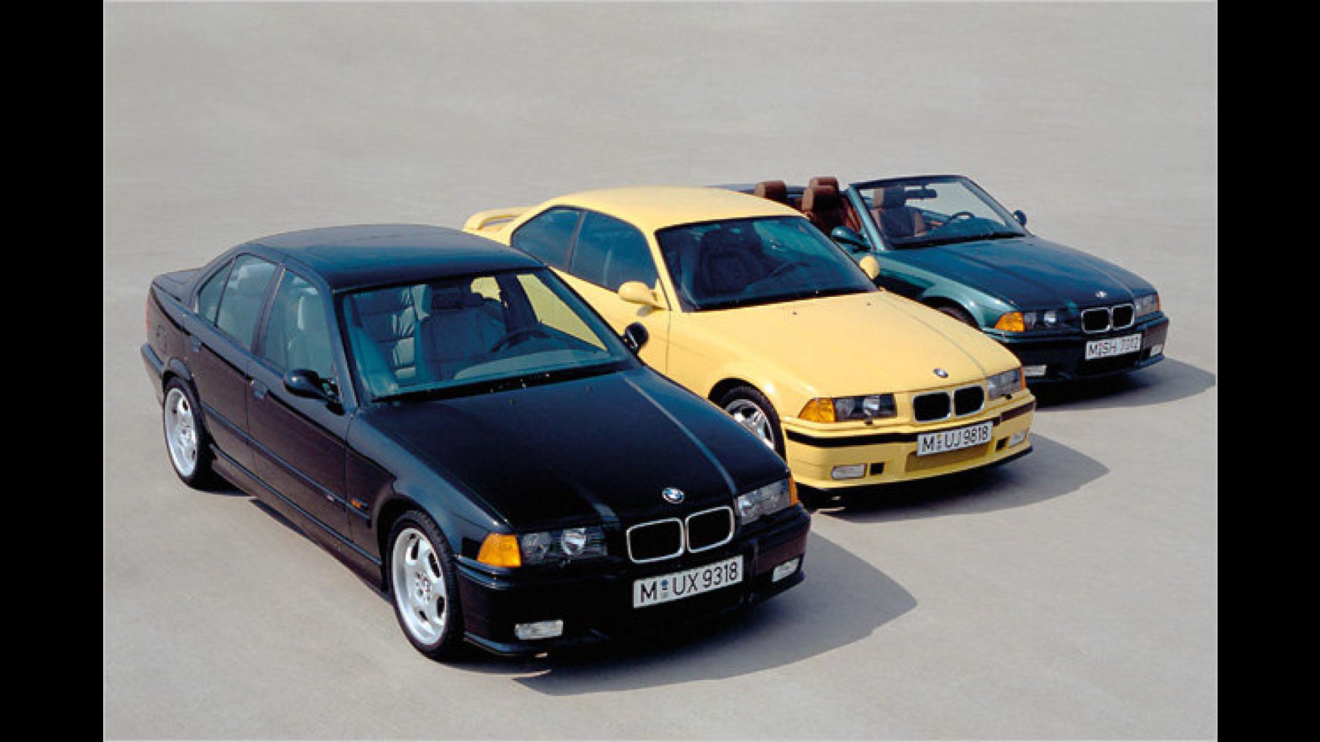 Von München nach Le Mans 25 Jahre BMW M3