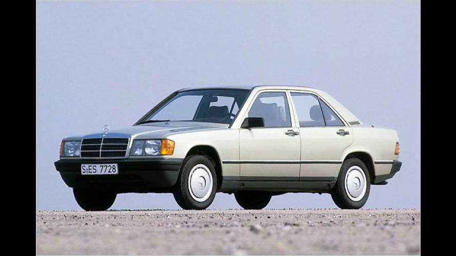 In & Out: Die kultigsten Autos der 1980er-Jahre
