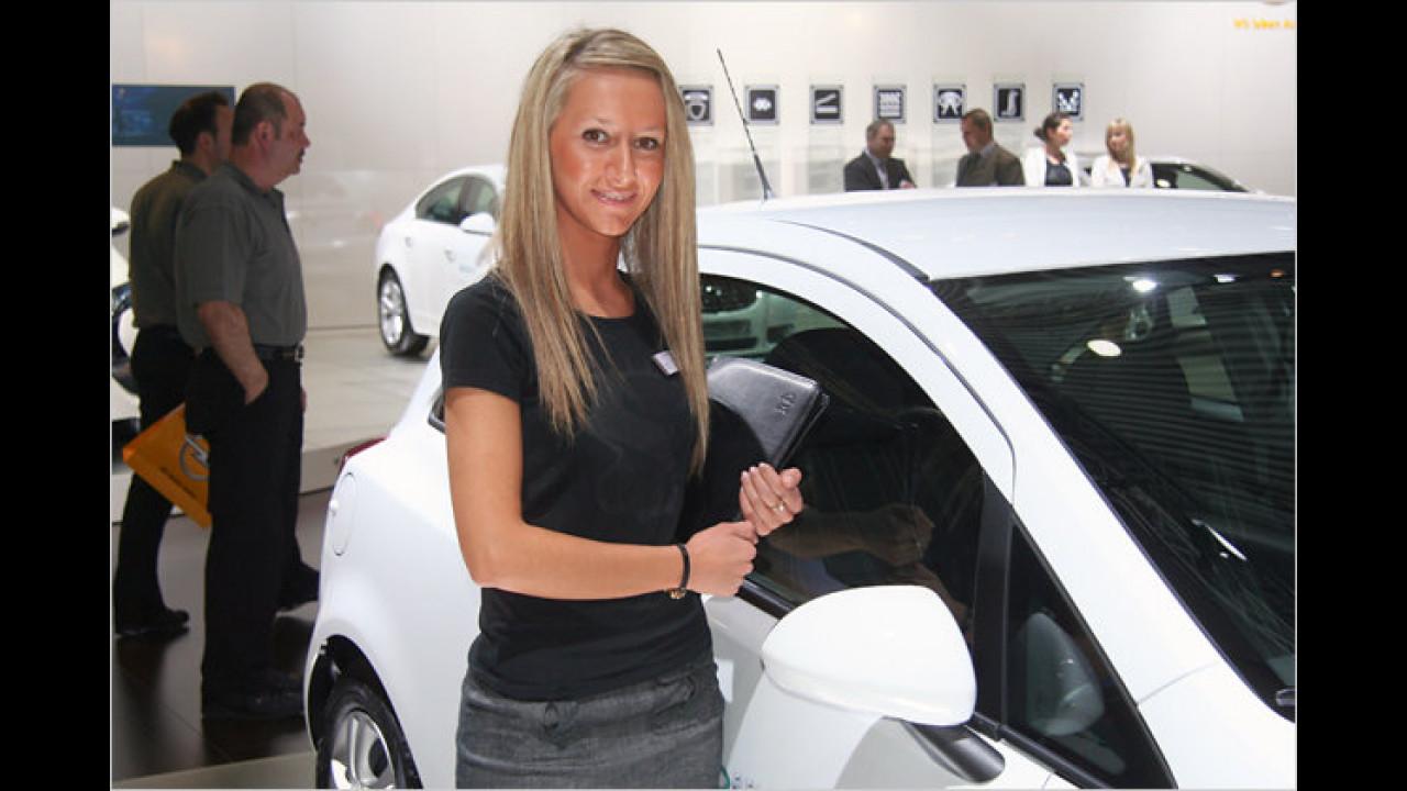 ... und so werden Sie bei Opel beraten