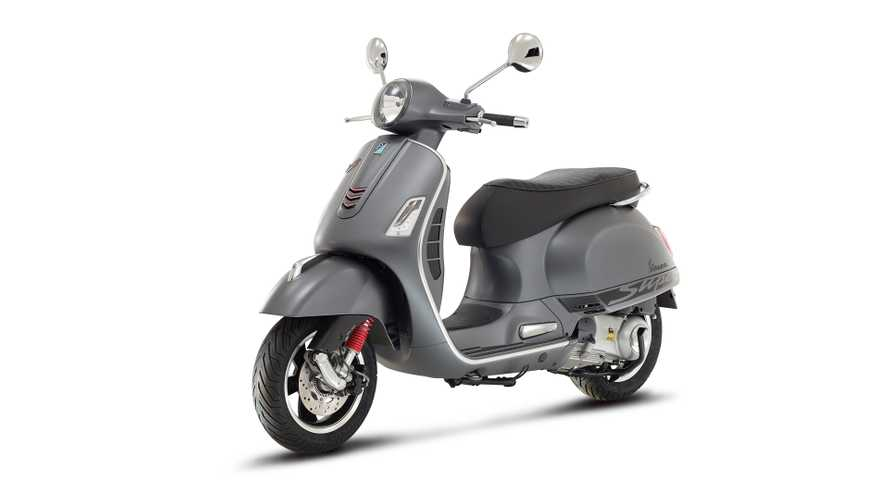 Vespa Scooters Are Resale Value Champs