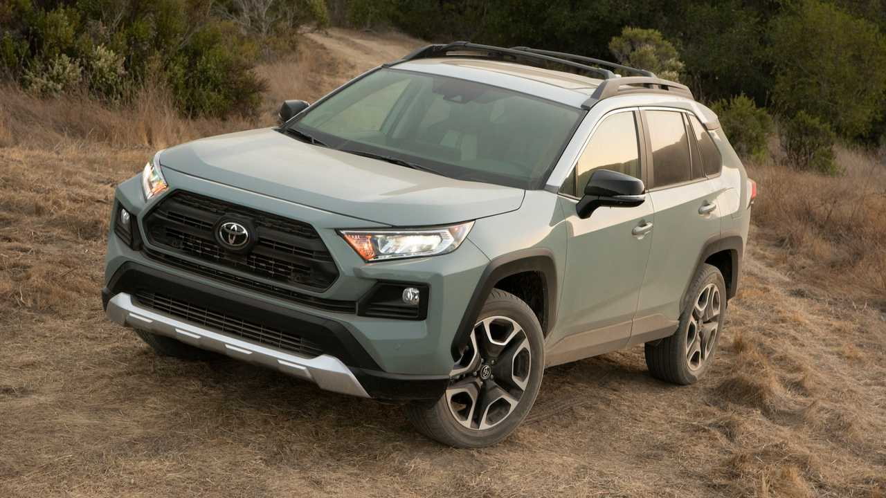 2019 Toyota RAV4: First Drive