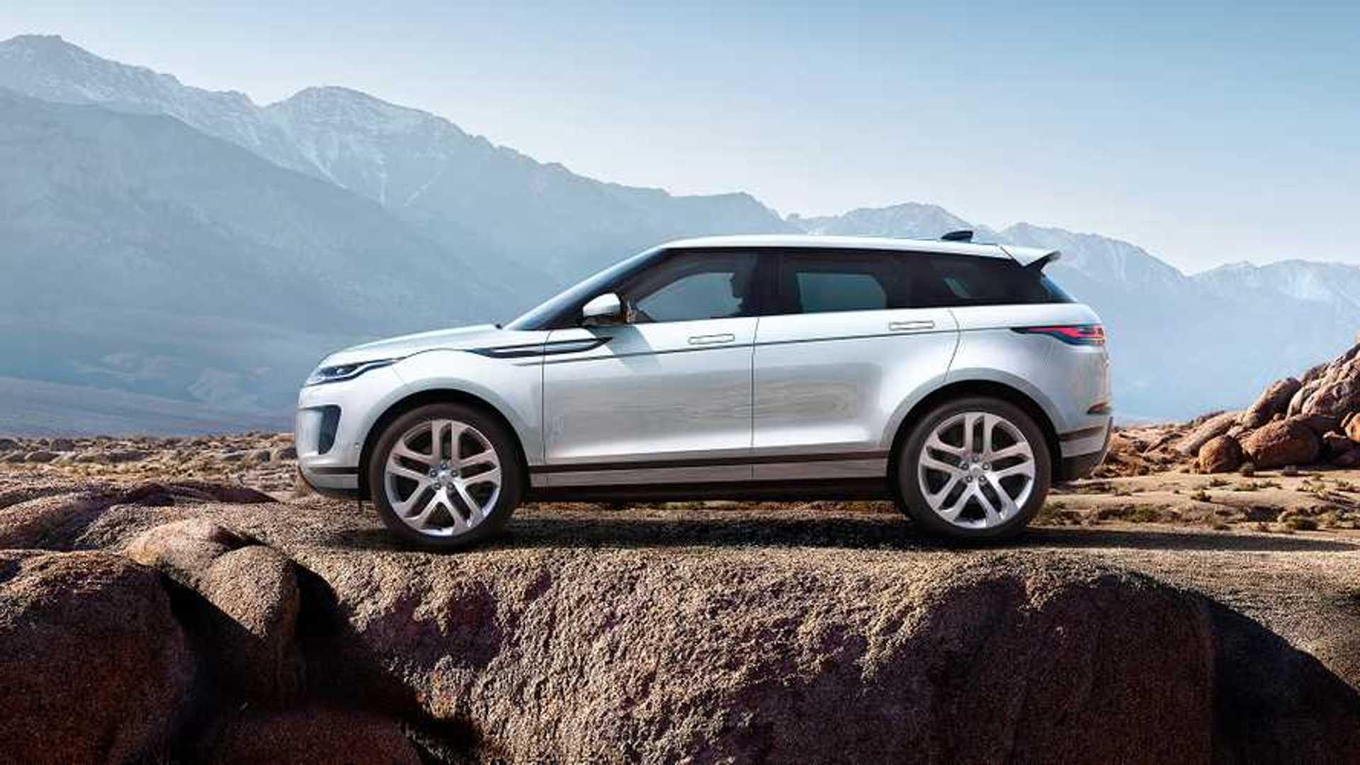 Nuova Range Rover Evoque Continua A Fare Scuola Motor1 Com Italia