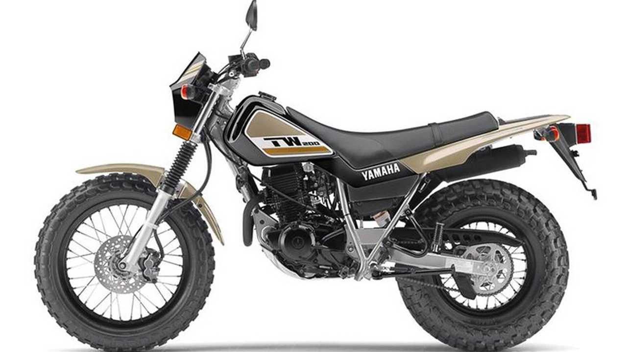 ADV/Dual Sport: Yamaha TW200