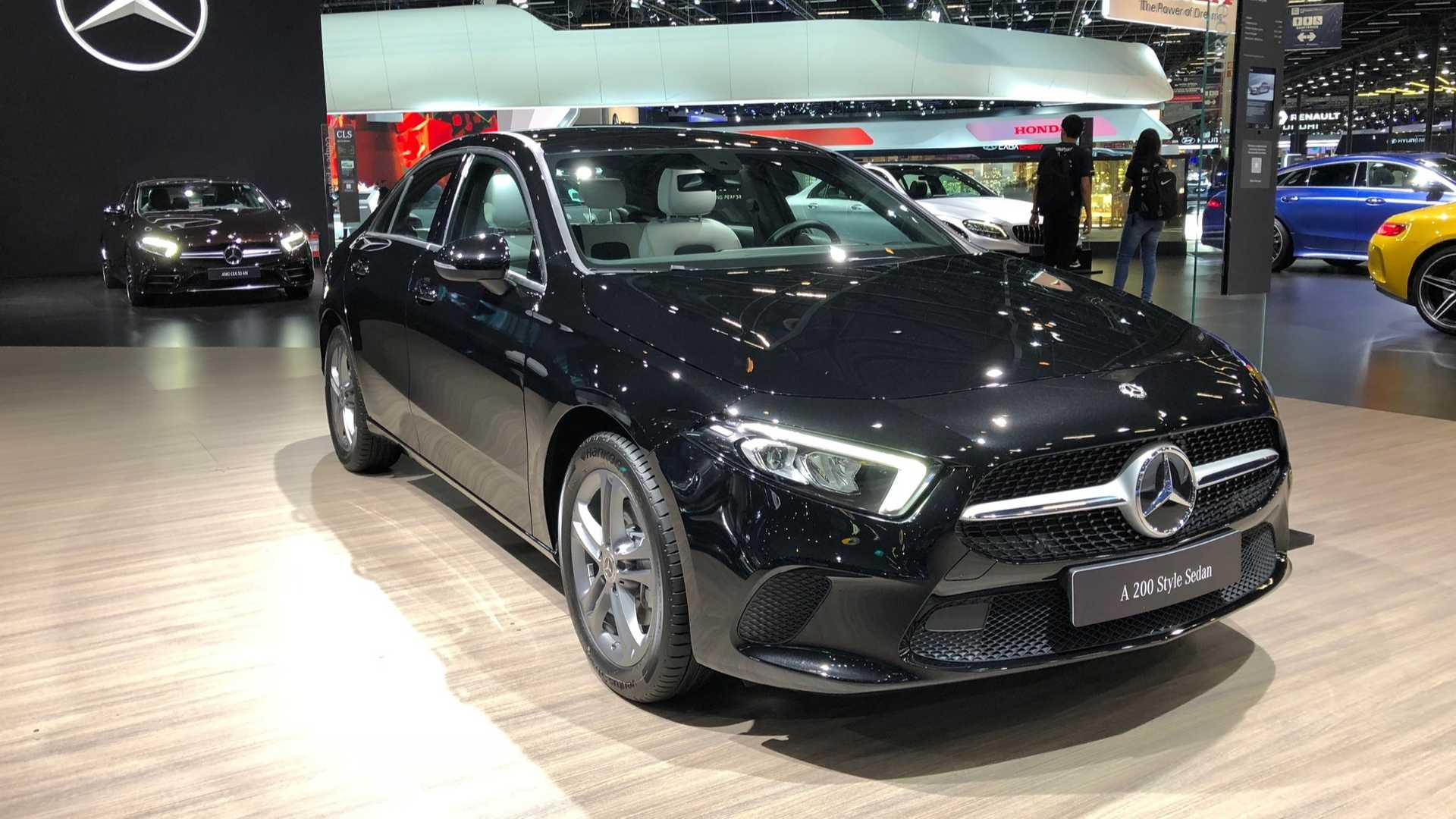 Novo Mercedes-Benz Classe A Sedan é lançado no Brasil; veja preços