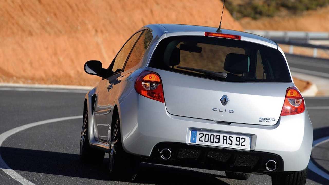 Renault Clio R.S. 2011