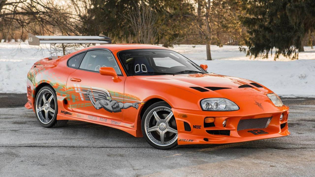 Toyota Supra, Fast and Furious