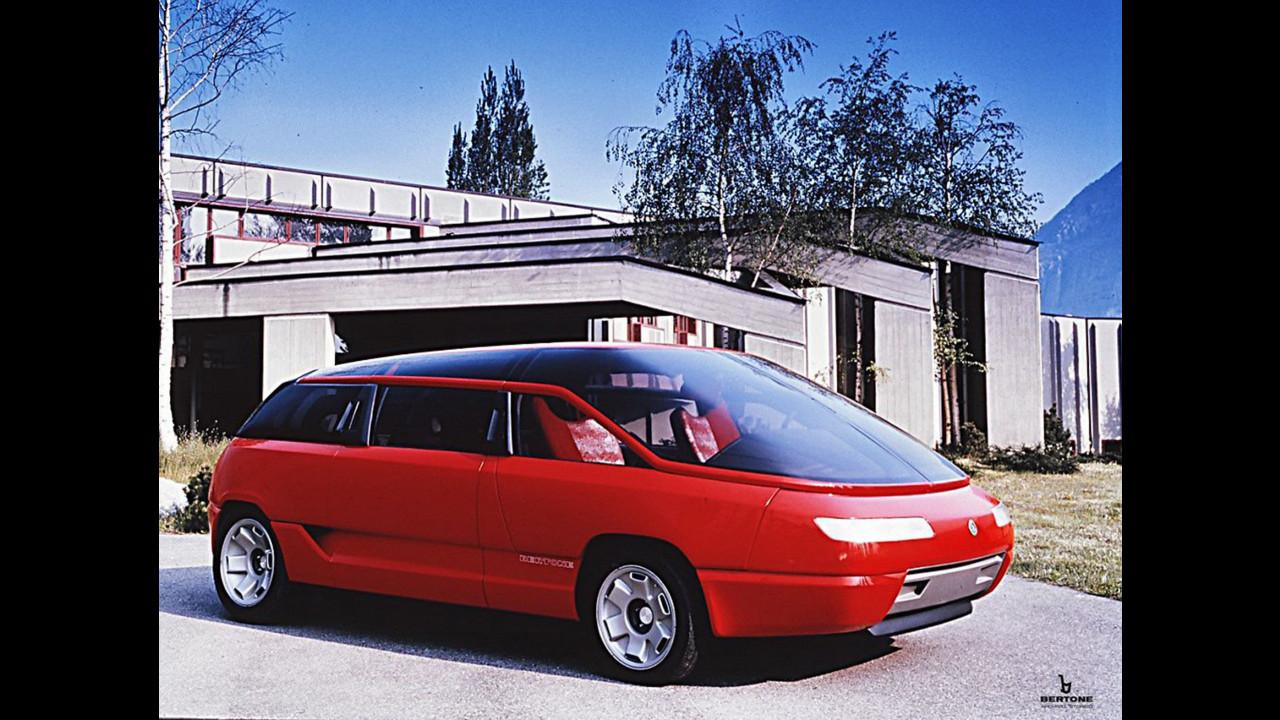 Bertone Genesis powered by Lamborghini