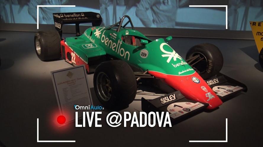 L'ACI porta la storia del Motorsport a Padova