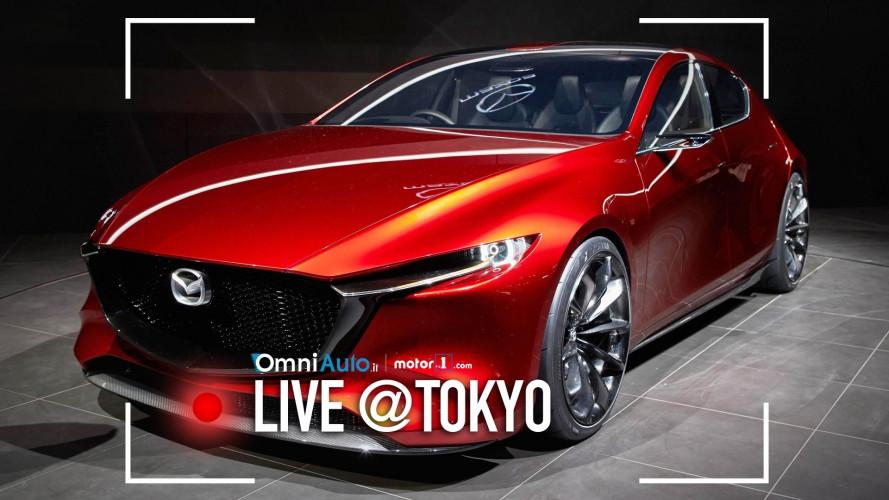 Salone di Tokyo 2017, tutte le novità