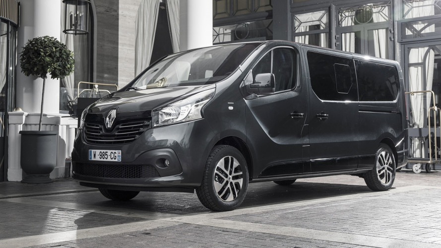 Renault Trafic Spaceclass, lounge su ruote