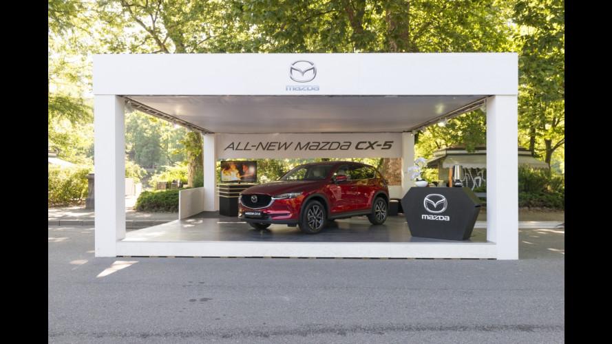 Mazda a Parco Valentino 2017