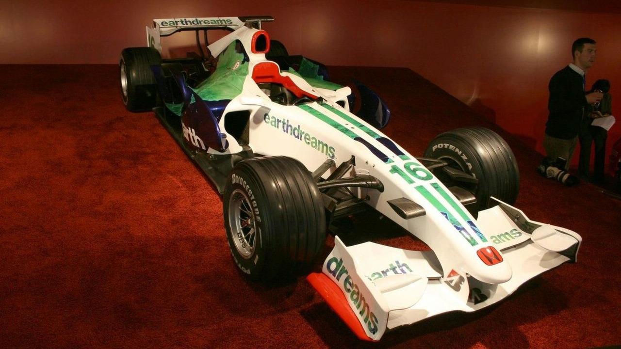 Honda Racing F1 Team's RA108