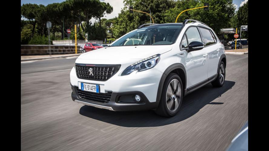 Peugeot 2008, il SUV per tutti i giorni [VIDEO]