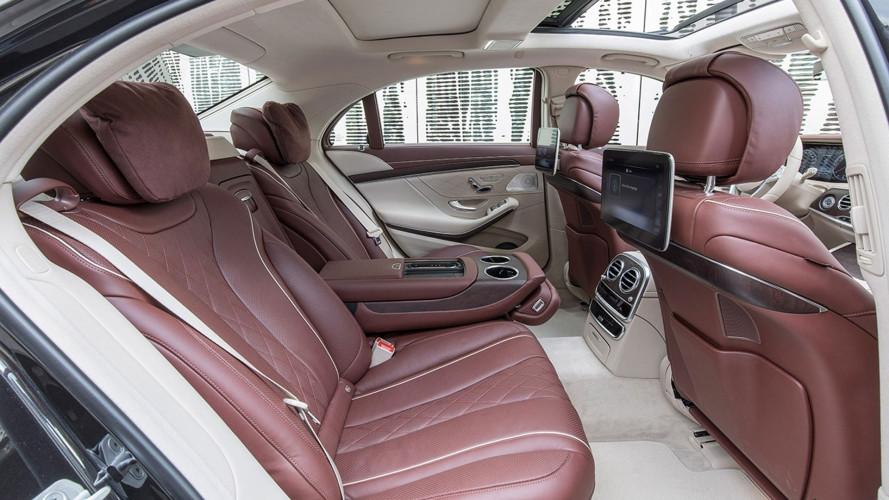 L'Energizing Comfort su Mercedes Classe S, oltre il comfort