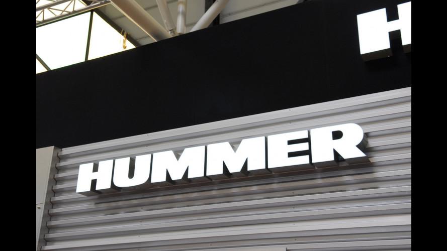 Hummer al Motor Show 2007