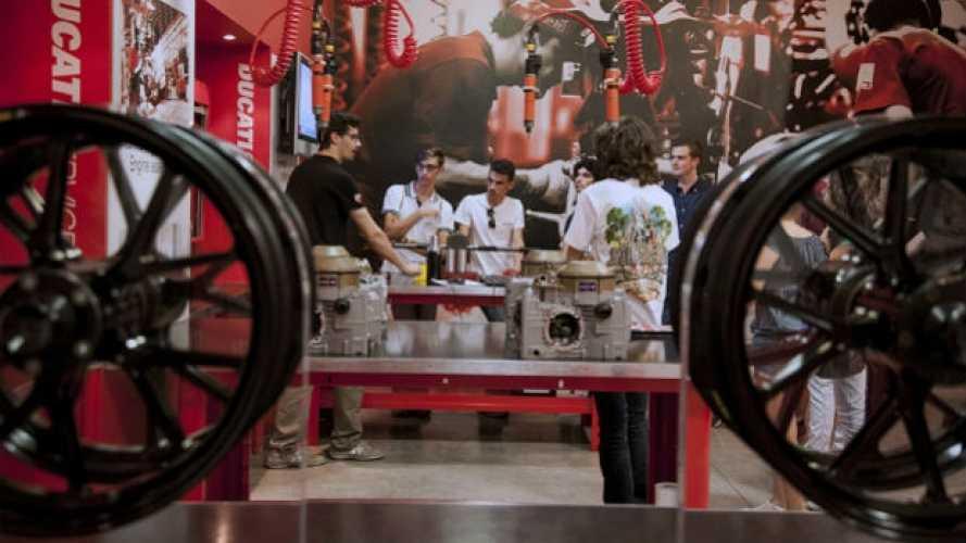 Il laboratorio di Fondazione Ducati tra le eccellenze del Miur